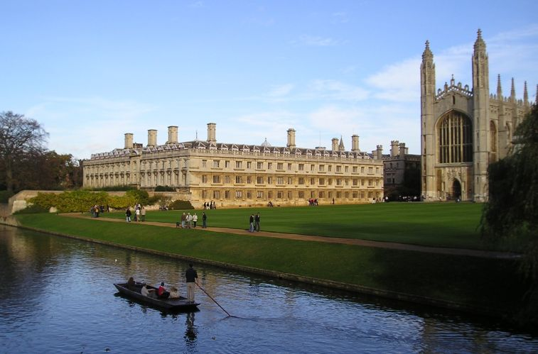 Cambridge is a beautiful place to live and work